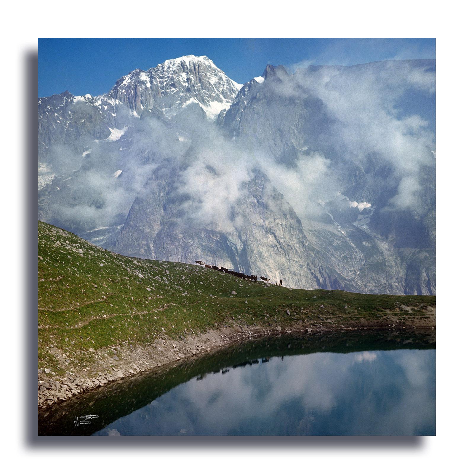 Lago Monte Bianco Mandria