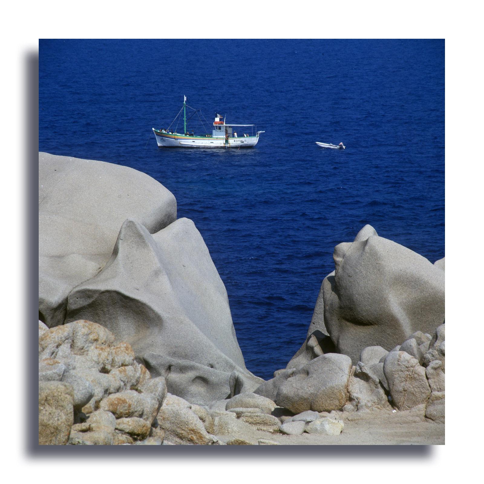 Barca+Scoglio