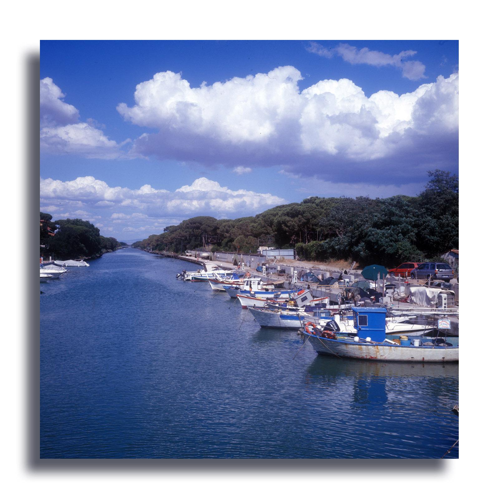 Barche Porto Canale